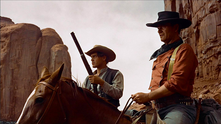 an analysis of the western movie genre and its films Western genre 1 adding to the tradition or modifying itwestern a popular genre of b movie fare since 1903 western genre analysis.
