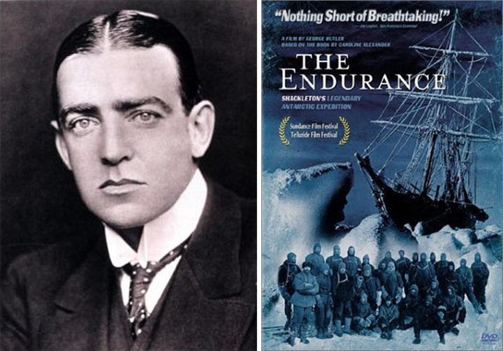 Should we look to Shackleton rather than Machiavelli?