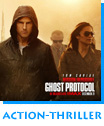Best Action-Thriller 2011 - Mission:Impossible - Ghost Protocol