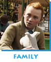 2nd Best Family Film 2011 - The Adventures Of Tintin