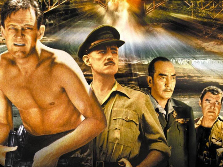 The Bridge On The River Kwai William Holden