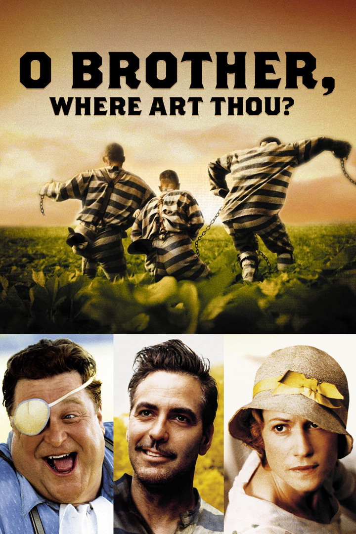 a review of o brother where art thou an adventure comedy film by the coen brothers Nick reviews the newest coen bros film browse xbox one xbox 360 ps4 ps3  o' brother, where art thou  we are lucky to be alive in a time where we can enjoy coen brothers films as they .