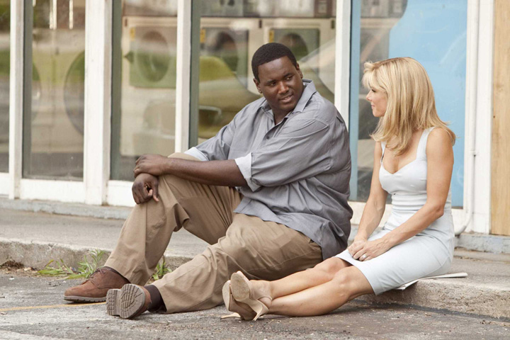 Waitsel 39 S Review Of The Blind Side Starring Sandra Bullock